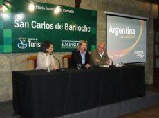 Naci�n, provincia y municipio fortalecen la promoci�n tur�stica.